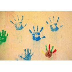 Šikovné ručičky PERMANENTKA děti 18 - 24  měsíců