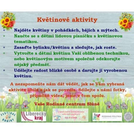 Květinové aktivity 1