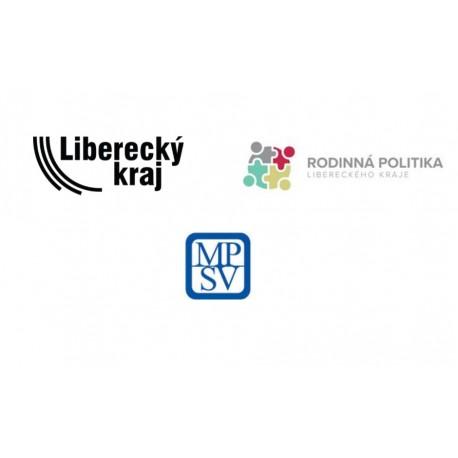 Logotypy podporujících organizací