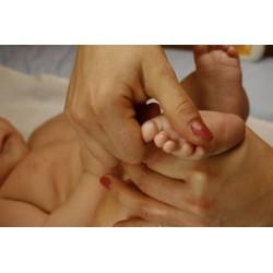 Kurz baby masáží