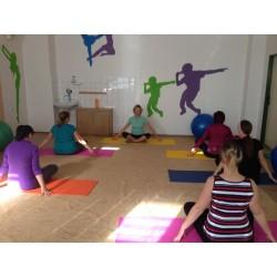 Cvičení pro těhotné - každý čtvrtek od 16:00